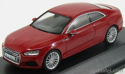 Spark-Model 5011605432 Scala 1/43 Audi A5 Coupe 2016 Tango Red Model New