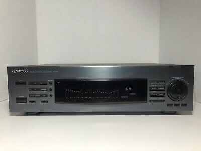 Kenwood 1070KE Stereo Graphic Equalizer - Tested And Working