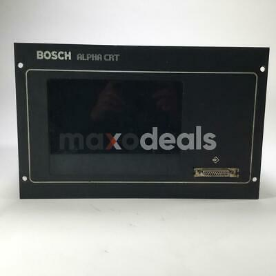 Bosch 041703-109 Monitor Interface CNC Alpha Control CRT Used UMP