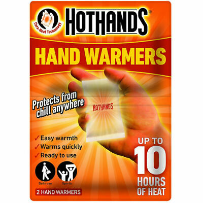 HotHands HHW024 Hand Warmers - 2 Pack x 4