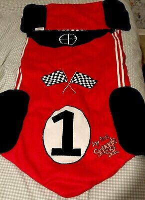 🏎 Sleeping Bag For Toddlers Racing Car 🏎 Get It Before it's Gone