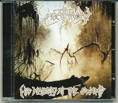 """Varathron """"His Majesty At The Swamp"""" 1993, CD"""