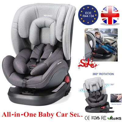 VETOMILE Child Baby Car Seat Safety Booster For Group 0+/1/2/3 36KG ECE R44/04