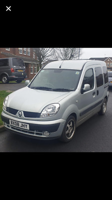 Renault Kangoo Expression Automatic Drive From Wheelchair. Disabled.
