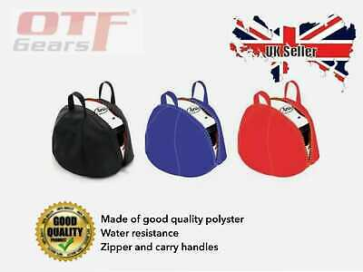 Go Kart Open or Full Face Motorcycle Motorbike Helmet Bag Helmet Carrier