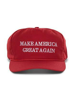 Official MAGA Red Hat (Made in USA)