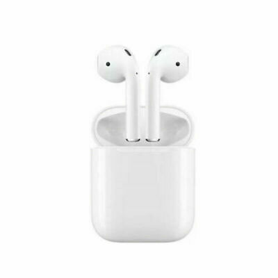 refurbished AirPods 2nd Generation with Wireless Charging Case White