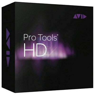 Pro Tools 10 HD (For Mac) & Pro Tools 12 HD (For Windows)
