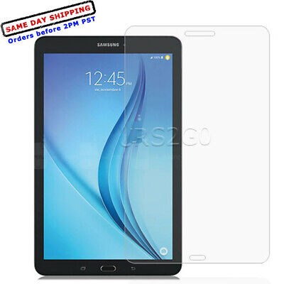 "Tempered Glass Screen Protector Saver for Samsung Galaxy Tab E 8.0"" SM-T377 T378"
