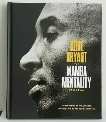 The Mamba Mentality: How I Play By Kobe Bryant Hardcover Book! Brand New! Look!