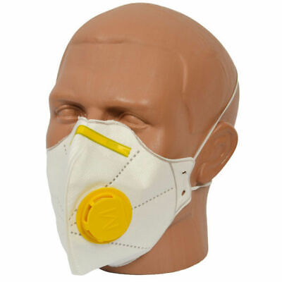 10x N95 N99 FFP3 PROFESSIONAL FACE HOSPITAL MASK MEDICAL SURGICAL FLU RESPIRATOR
