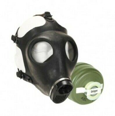 Israeli Gas Mask with Filter 08-0773