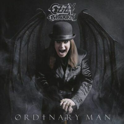 Osbourne, Ozzy - Ordinary Man - CD - New