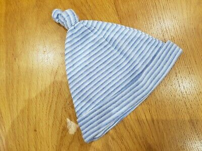 Next Blue Striped Baby Hat - 0-3 months - Combined P&P Offered
