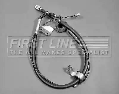 Parking Brake Cable FKB1711 by First Line Genuine OE - Single