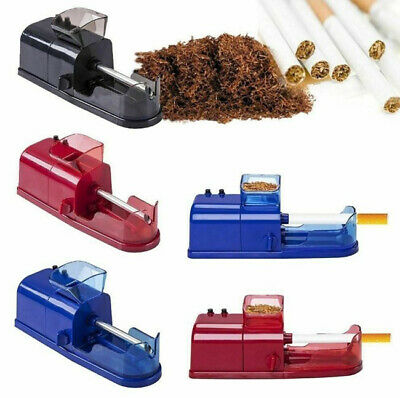 8mm Cigarette Rolling Machine Electric Automatic Injector Maker Tobacco Roller