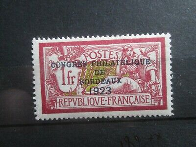 Timbres France  Yt 182  Neuf Xx