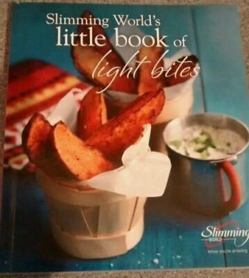 Slimming World  Little Book Of Light Bites - 60 tasty low syn / free recipes