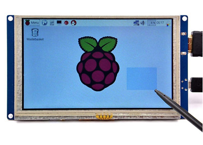 5 Inch 800x480 Capacitive Touch Screen