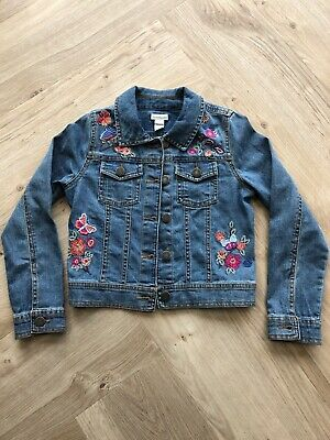 Girls Monsoon Denim jacket age 7-8yrs