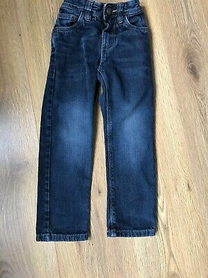 Next Age 5 Slim Boys Jeans In Vgc