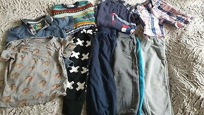 Boys Clothes Bundle Size 3-4 Years,pants.next Armani