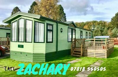 Static Caravan for Sale Lake District Ullswater Lowther 3 Bed - Call ZACHARY