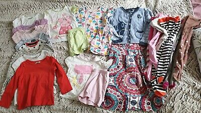 Girls Clothes Bundle Size 2-3 Years.lots tops from next. Pjs. Tights