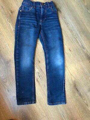 Boys Next Jeans Age 6 Blue In Vgc