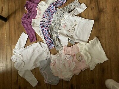Baby girl 3-6 months bundle, the little white company, John Lewis, next, peter🐇