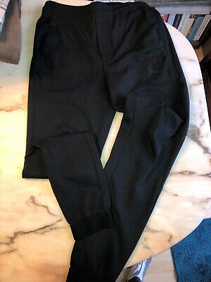 Nike Air jordan Track Bottoms Black Small Mens