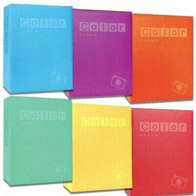 Album Fotografico New Color 100 foto 13x19 13x18 a tasche CL57100
