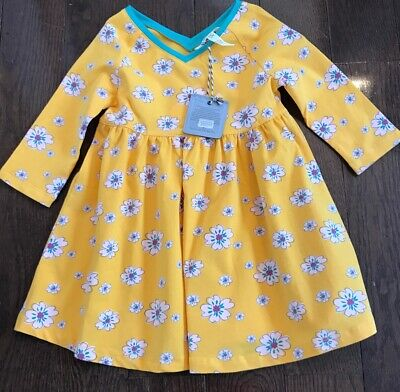 Girls Size 4 MATILDA JANE Long Sleeve Field Tripper Dress NWT