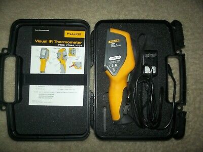 Fluke VT04 Visual IR Thermometer - Free Shipping! Used condition. Works perfect