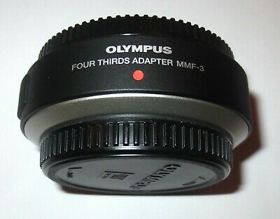 Olympus MMF-3 micro 4/3 per ob. 4/3 Four Thirds Lens to Micro Four Third Adapter