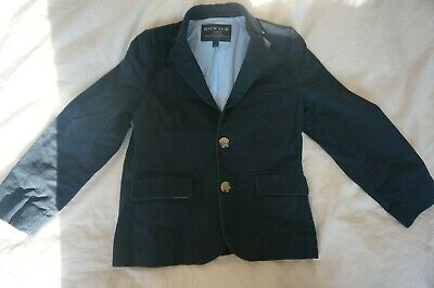 Casual smart jacket, boys, Brand Howick, Junior tailored, 7 to 8 years, blue