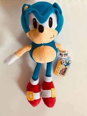 Sonic The Hedgehog SEGA 40cm Plush Doll Toy - Brand New Condition (with Tag)