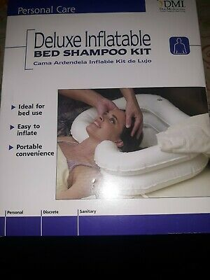 Dmi Deluxe Inflatable Bed Shampoo Kit