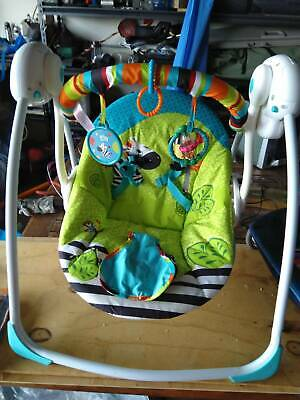 Bright Stars Baby Rocker - Multiple speeds