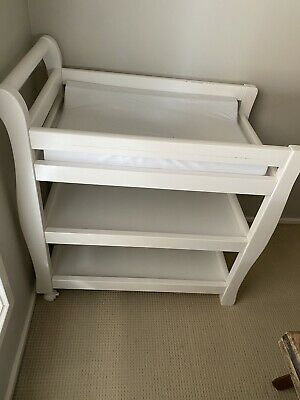 Love and care baby change table excellent condition