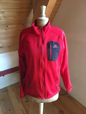 Men's Adidas Terrex Cocona Fleece Jacket Size M/L