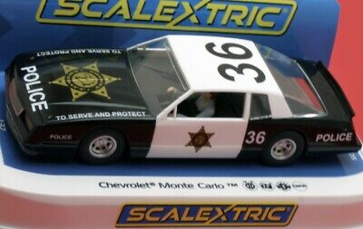 Scalextric Chevrolet Monte Carlo County Sheriff - Special Edition