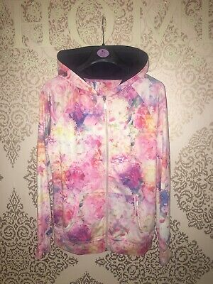 Pineapple Girls Tracksuit Hoodie Jacket Age 12-13 VGC dance Next P&p