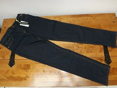 Nwt Baker By Ted Baker Boys Skinny Vinnie Jeans Age 14