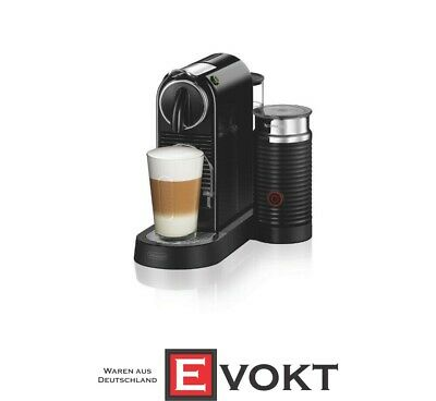 DeLonghi EN 267.BAE Nespresso machine Citiz & Milk coffee machine black