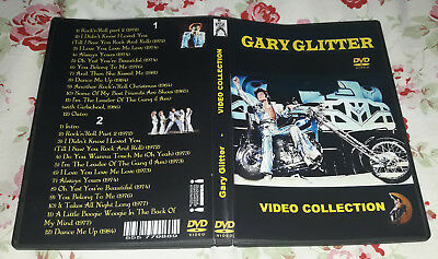 Gary Glitter - Video Collection 1972-1986 DVD SPECIAL FAN EDITION
