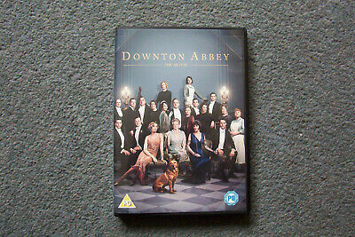 Downton Abbey The Movie (DVD, 2020)