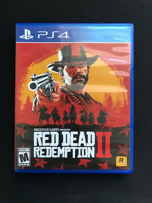 Red Dead Redemption 2 (PlayStation 4) PS4