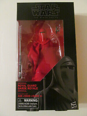 Star Wars: The Black Series - #38 Royal Guard - 6-Inch - Sealed