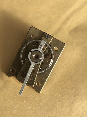 Tiny Vintage Platform Escapement